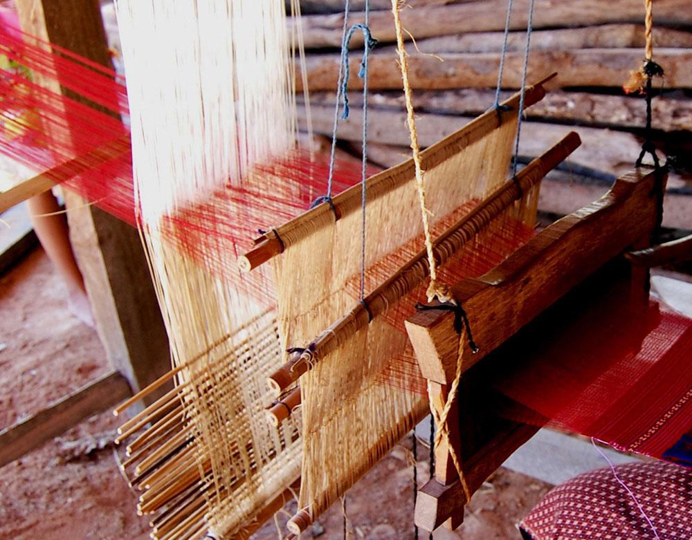 Muang Ngeun fabric
